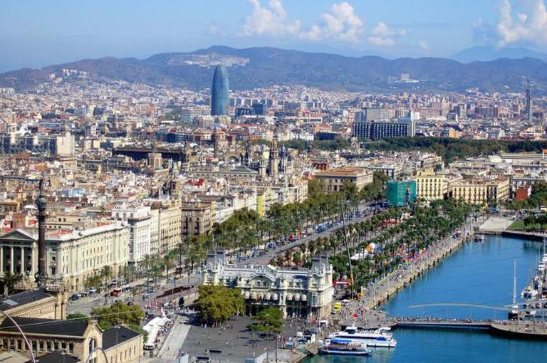 Barcelona | © Lutor44/Flickr