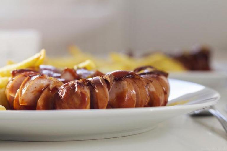 Currywurst | © David Schiersner/Flickr