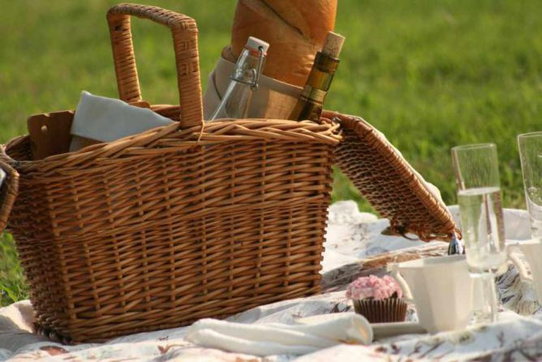Park picnic | © Amy Liscomb/Flickr