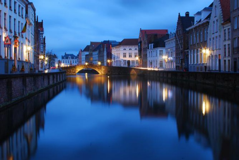 Bruges   © Ricardo Samaniego/Flickr