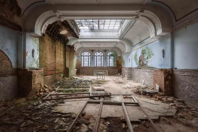 Grand Hotel, Belgium | © Martino Zegwaard