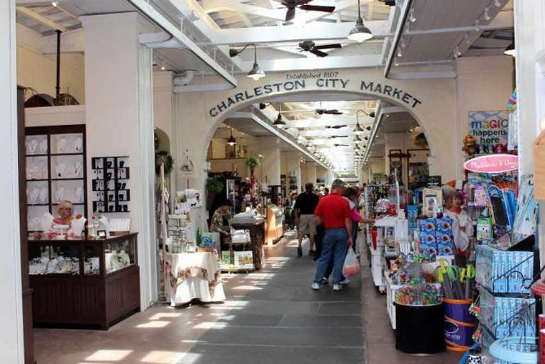 Charleston City Market | © Wally Gobetz/Flickr