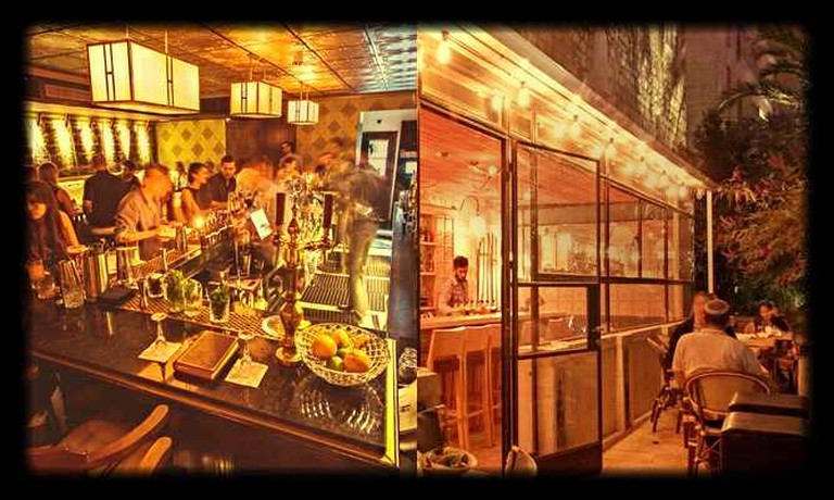 Gatsby (left), Zuta (right) | Courtesy of Gatsby and Zuta/Ariel Ozeri