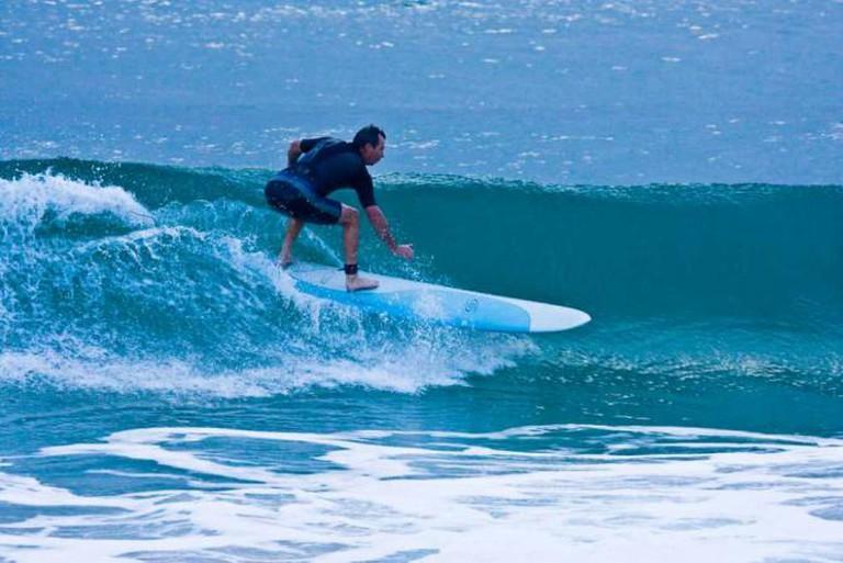 Surfing Rick_0473 | © Michael Dawes /Flickr