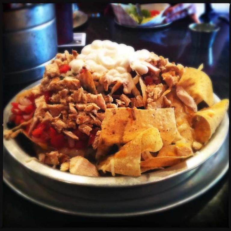 Chicken Nachos | © Memphis CVB /Flickr