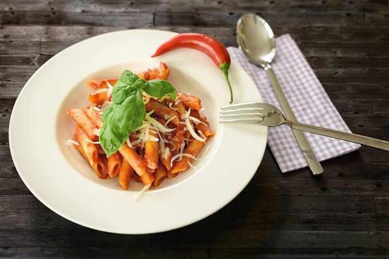 Pasta with a Spicy Lamb Ragu   © Courtesy Ortygia
