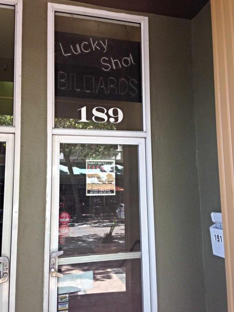 Lucky Shot Billiards | @ Stan Rezaee