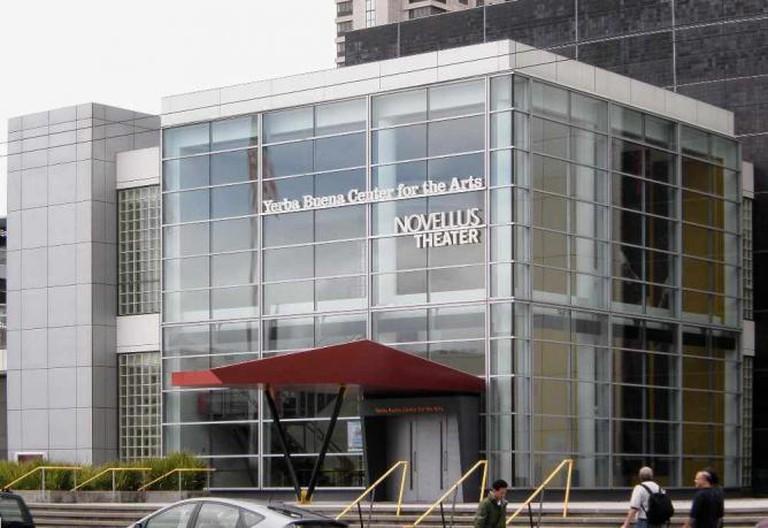 Yerba Buena Center for the Arts | © BrokenSphere/Wikimedia