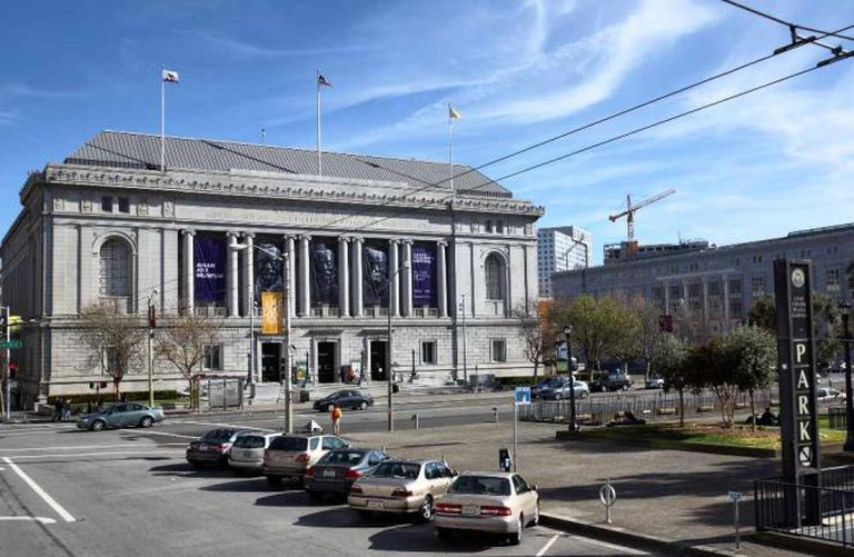 Asian Art Museum of San Francisco | © Allie_Caulfield/Flickr