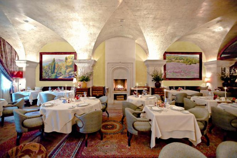 Bouley's Main dining room | Courtesy of Bouley