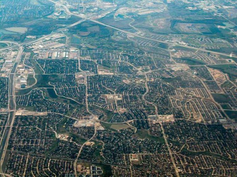 Aerial view of Carrollton | © David Wilson/Flickr