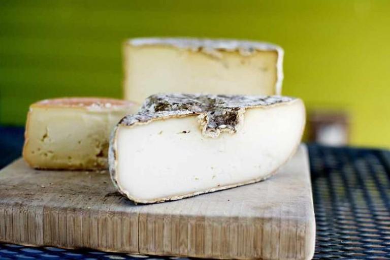 Twig Farm cheese, West Cornwall, VT
