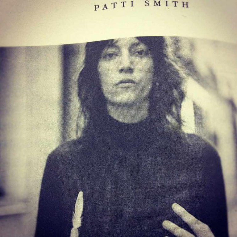 Patti Smith | © Chelsea Marie Hicks/Flickr