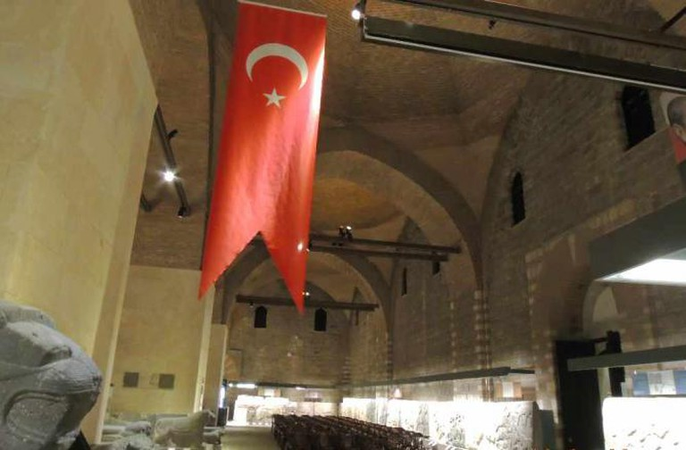 Museum of Anatolian Civilizations | Courtesy of Carrie Chan
