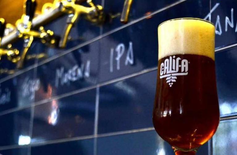 Cerveceria Califa | Image courtesy of Cerveceria Califa