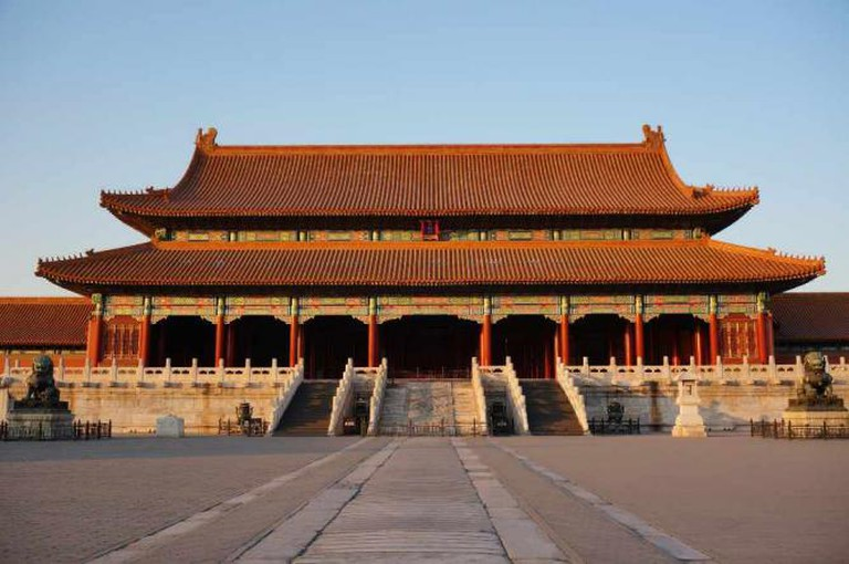 The Palace Museum © Andrew and Annemarie/Flickr