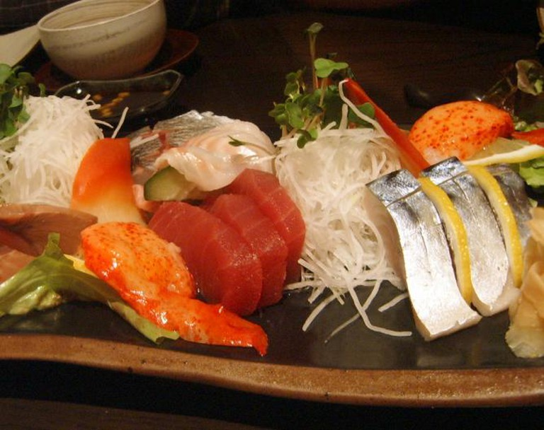 Sushi l © Annie Mole/Flickr