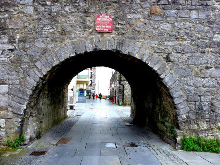 Spanish Arch © Irish Jaunt/Flickr