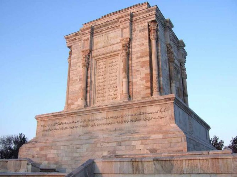 Mausoleum of Ferdowsi | © jiahung li/Flickr