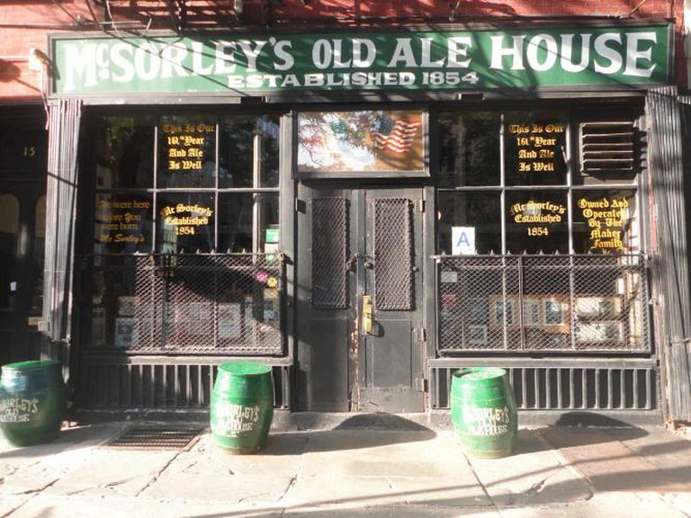McSorley's Old Ale House | © Scott Beale's photostream/Flickr
