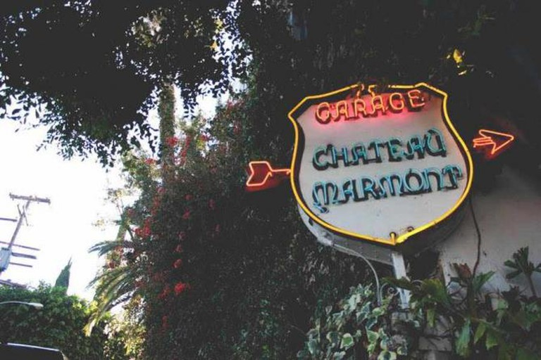 Chateau Marmont | © Neda Kerendian