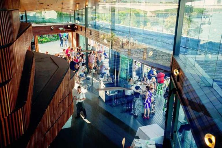 Stokehouse Brisbane   Image courtesy of Stokehouse