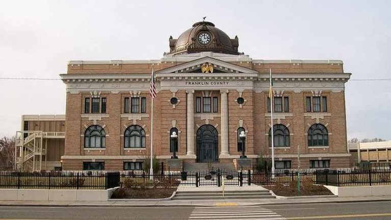 Historic Franklin County Courthouse in Pasco, WA | © Allen4names/WikiCommons