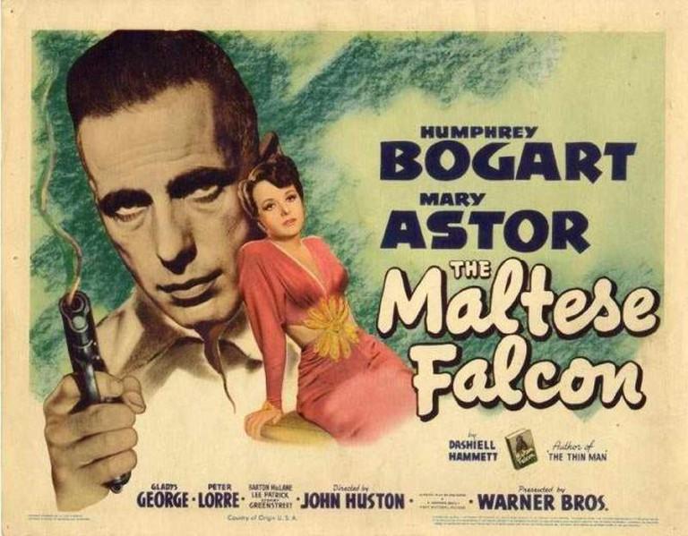 The Maltese Falcon | © Warner Bros