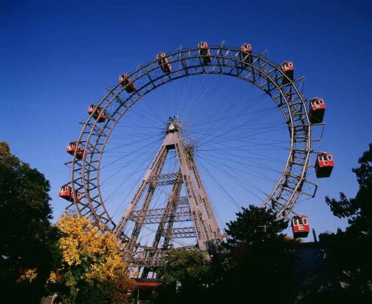 Riesenrad Vienna © Stefan Gara/Flickr