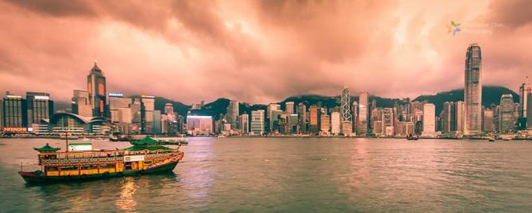 Hong Kong Island © Christopher Chan/Flickr