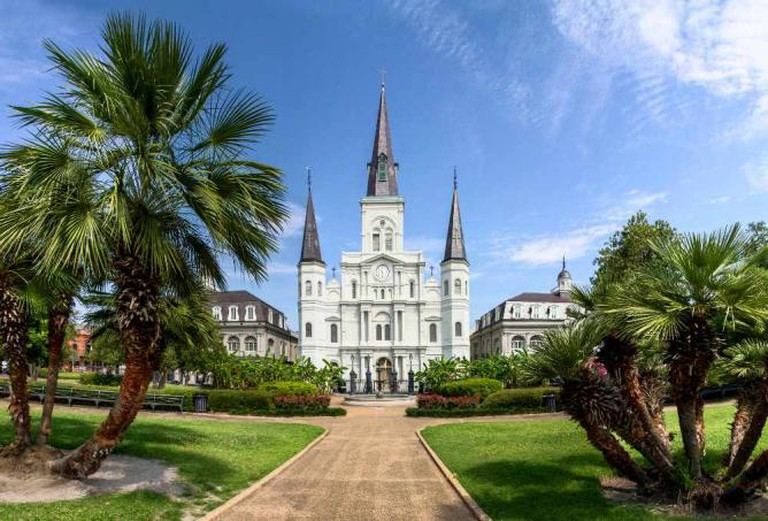 St Louis Cathedral - New Orleans | © Jason Mrachina/Flickr