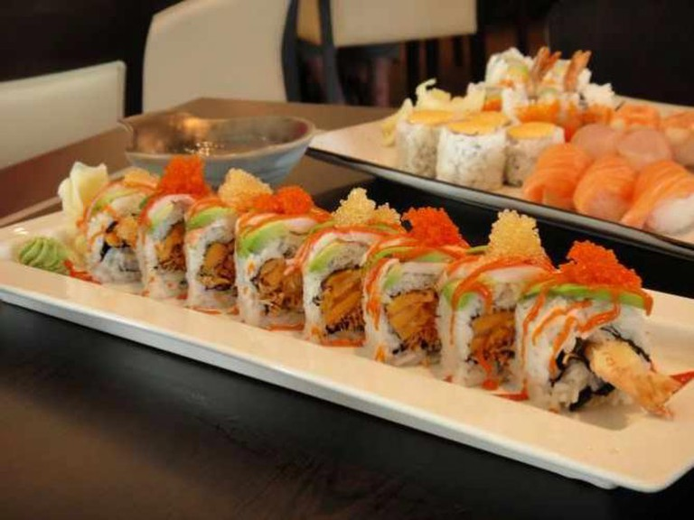 Haru Sushi | © Calgary Reviews/Flickr
