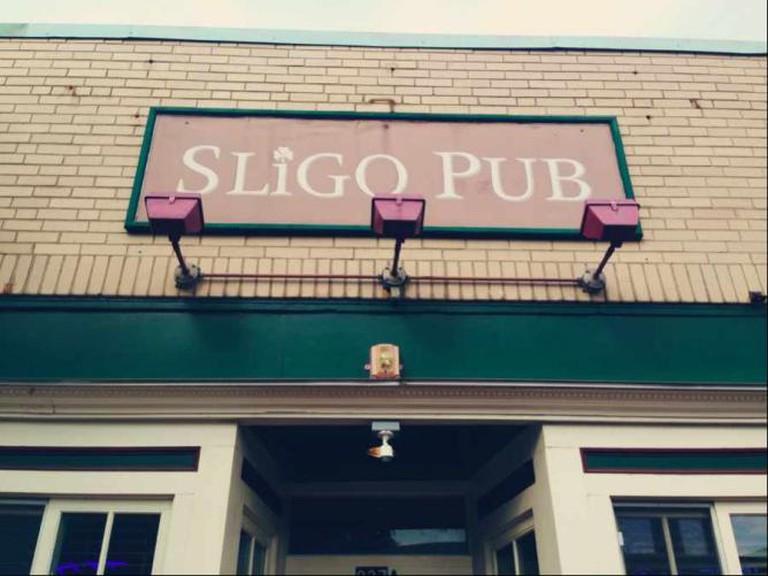 Sligo Pub © Annabel Lindau