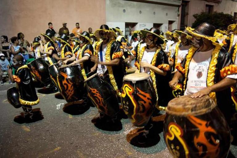 Las Llamadas Carnival © Jimmy Baikovicius/Flickr