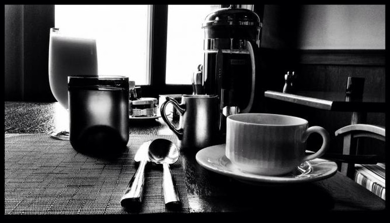 French Press | © Ed Schipul/Flickr