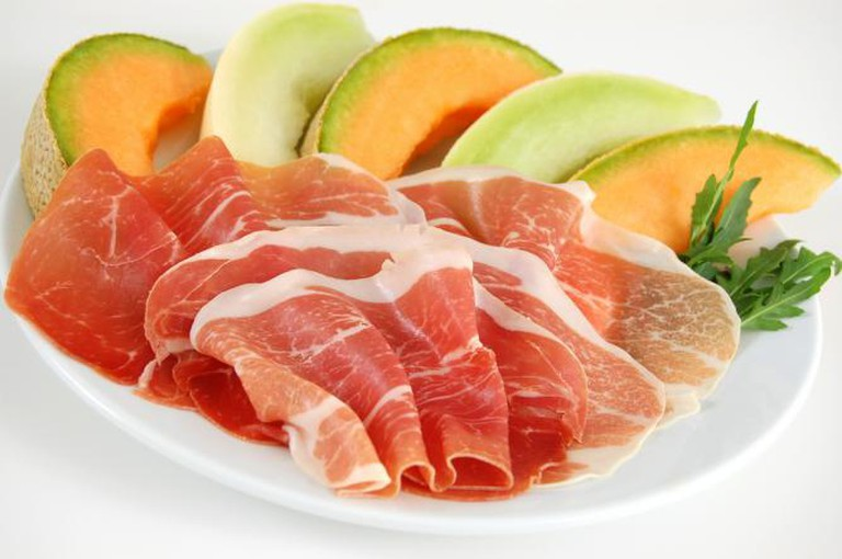 Parma ham with melon | © MagnaParma/Flickr