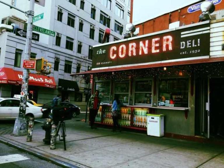 La Esquina Corner Deli   © look catalogue/Flickr