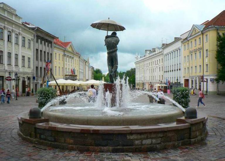 Tartu's Main Square | © Aapo Haapanen/flickr