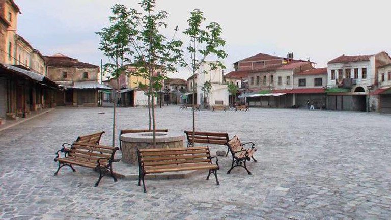 Korce Bazaar | © Joergsam/WikimediaCommons