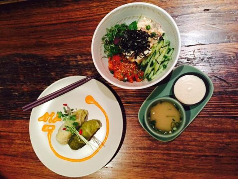 Yong Green Food | Image courtesy of Yong Green Food