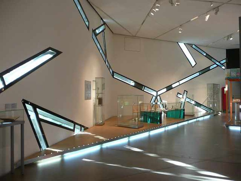 Jewish Museum Berlin Interior | © Rocky A/FLICKR