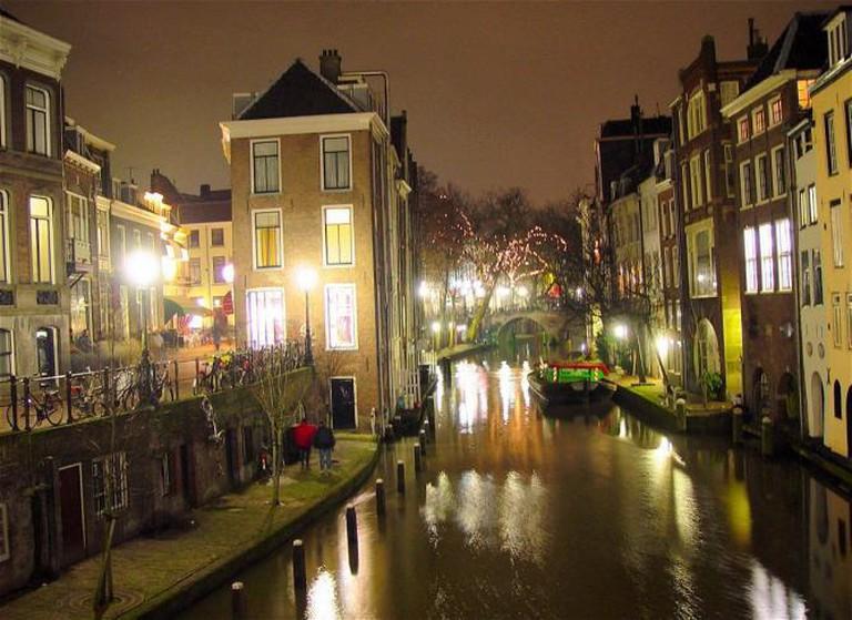 Utrecht, Oudegracht l © josef.stuefer/Flickr