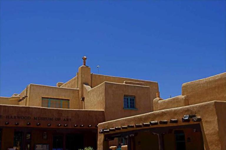 The Harwood Museum of Art in Taos, NM