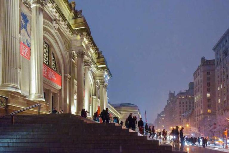 The Metropolitan Museum of Art in NYC   © Steven Pisano/Flickr