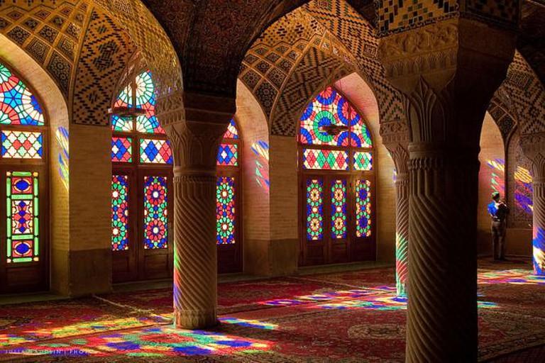Nasir ol-Mulk Mosque | © Julia Maudlin/Wikicommons