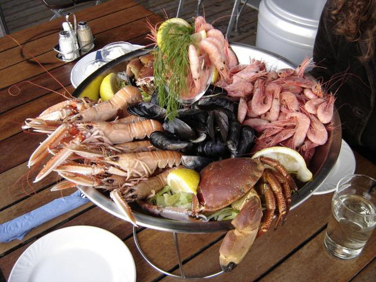 Seafood dish l © Elapied/WikiCommons