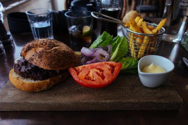 Burgers in Stockholm © Flavio Ensiki/Flickr