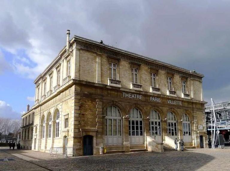 Théâtre Paris-Villette | © Mbzt/WikiCommons