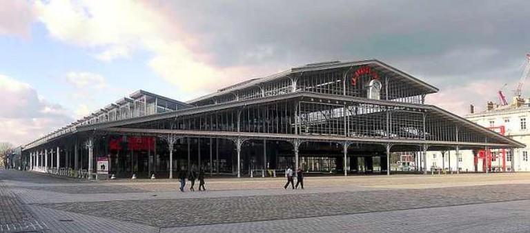La Grande Halle de La Villette | © Mbzt/WikiCommons