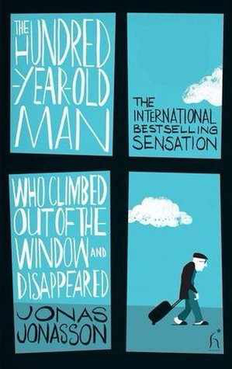 The Hundred-Year-Old Man Who Climbed Out the Window and Disappeared- Jonas Jonasson | © Wikicommons